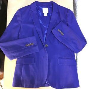 Blue blazer - size 6